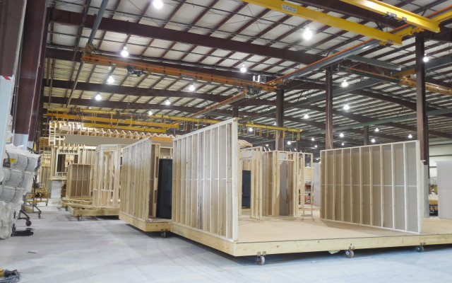 Modular Construction in Charleston, SC